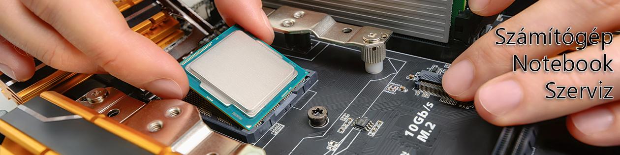 Számítógép, notebook szerviz